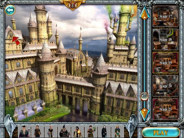 The Curse Of King Tuts Tomb Torrent: Screenshot Magic Academy