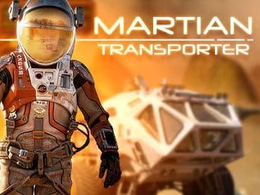 Martian Transporter Free Game