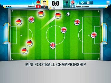 Mini Football Championship Free Game