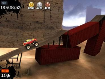 Monster Truck Challenge Free Game