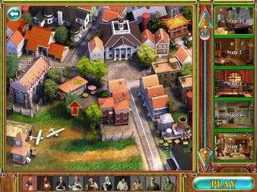 Mysteryville Free Game