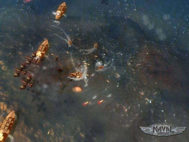 Naval Warfare Screenshot 2