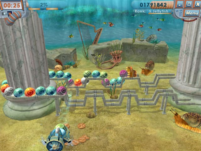 Ocean Quest Screenshot 0