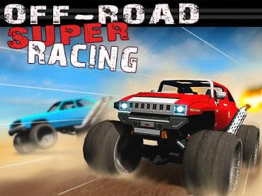 Off-Road Super Racing Game Free Downloads