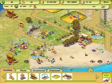 Paradise Beach 2 Game Free Downloads