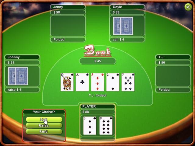 Texas Hold'em Poker Screenshot 1