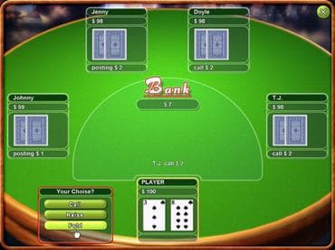 Texas Hold'em Poker Free Games Download