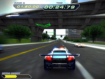 Police Supercars Racing Game Free Downloads