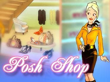 Posh Shop Free Games