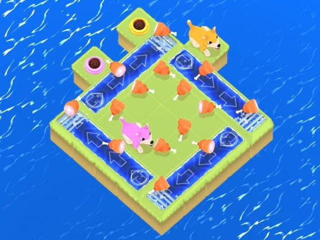 Puzzle Puppers Screenshot 1