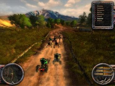 ATV Quadro Racing Game Free Downloads