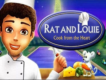 Rat and Louie: Cook from the Heart Free Game