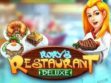 Rory's Restaurant Deluxe Free Games