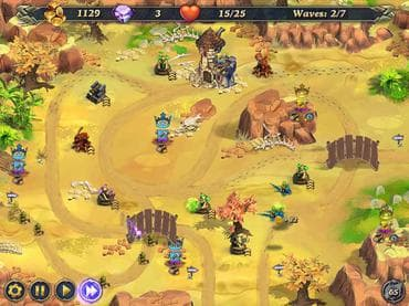Royal Defense 2 Game Free Downloads