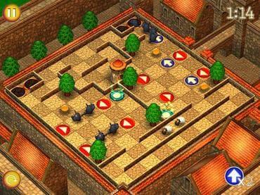 Running Sheep: Tiny Worlds Free Game