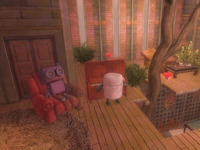 Scrap Garden Screenshot 1
