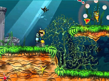 Shark Attack Free Games Download