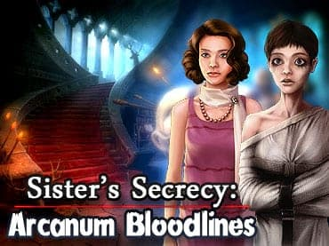 Sister's Secrecy: Arcanum Bloodlines