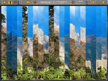 Sliders and Other Square Jigsaw Puzzles Free Game