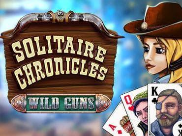 Solitaire Chronicles: Wild Guns Juegos Gratuitos