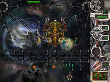 Star Defender 2 Free Game
