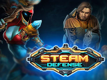 Steam Defense Free Game