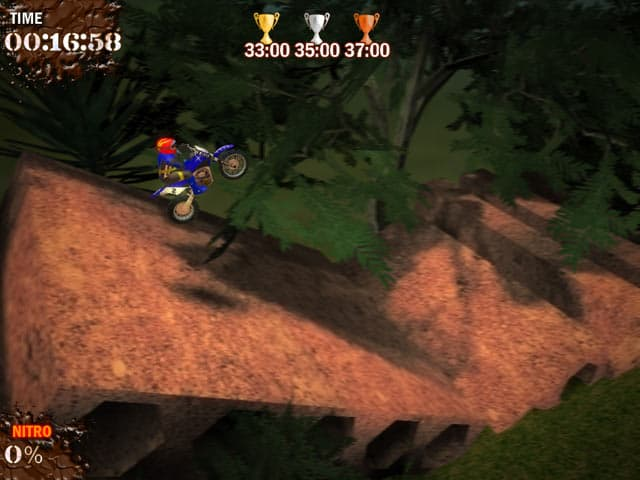 Super Motocross Deluxe Screenshot 2