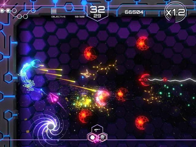 Tachyon Project Screenshot 2