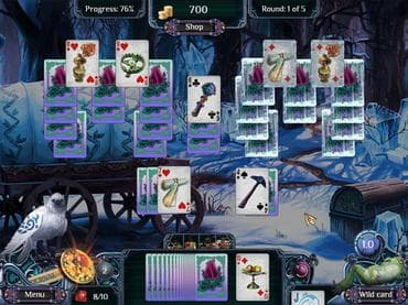 The Far Kingdoms Winter Solitaire Free Games Download