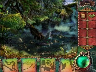 The Witch's Green Amulet Free Game