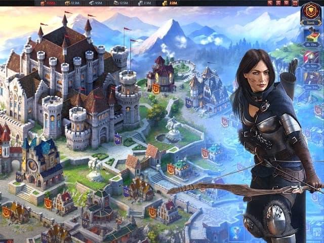 Throne: Kingdom at War Screenshot 0