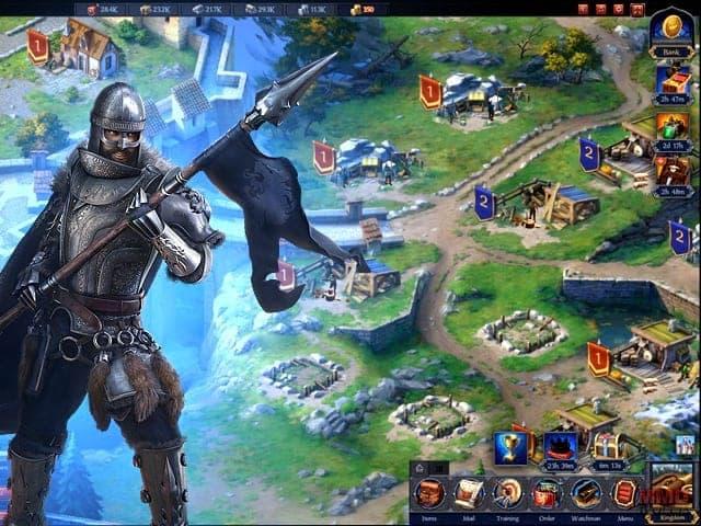Throne: Kingdom at War Screenshot 2