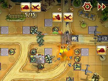 Toy Defense 2 Game Free Downloads