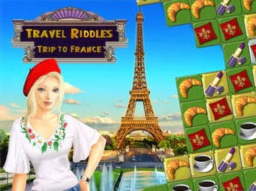 Travel Riddles: Trip to France Free Game