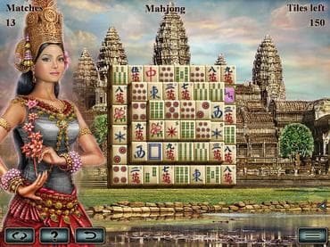 Greatest Temples Mahjong Game Free Downloads