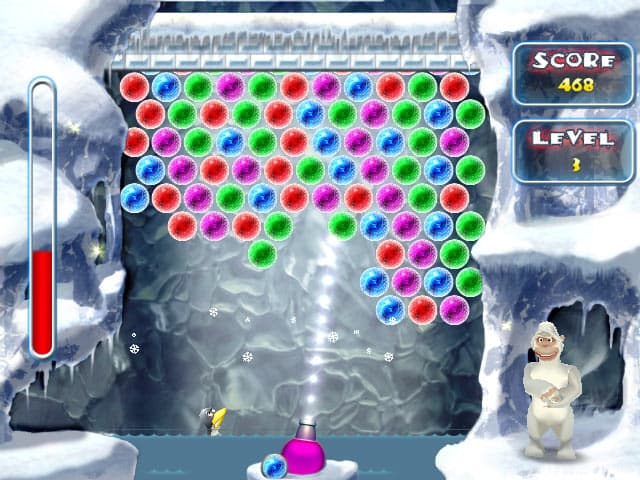 Yeti Bubbles Screenshot 0