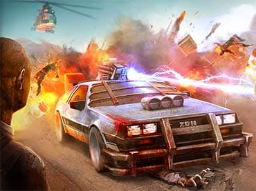 Zombie Derby 2 Free Games