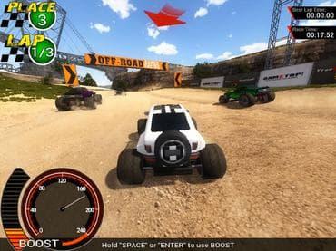 Off-Road Super Racing Free Game