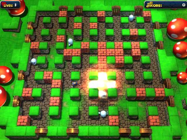 Bomber Mage Mac Game Screenshot