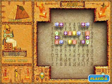 Brickshooter Egypt Mac Game