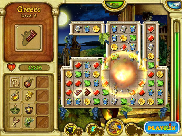 Call of Atlantis Mac Game Screenshot