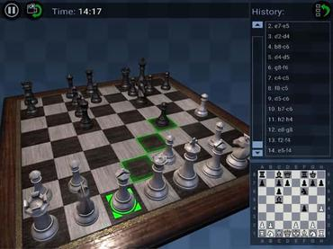 Chess Pro 3D Mac Game