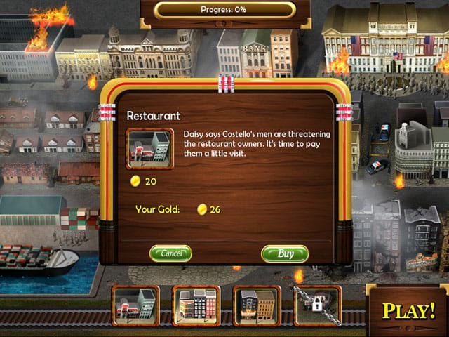 Crime Stories: Days of Vengeance Mac Game Screenshot