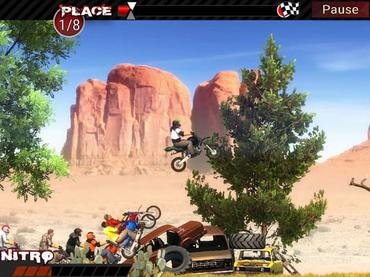 Dirt Bikes Super Racing Mac Game