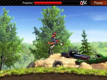 Extreme Bike Trials Mac Game