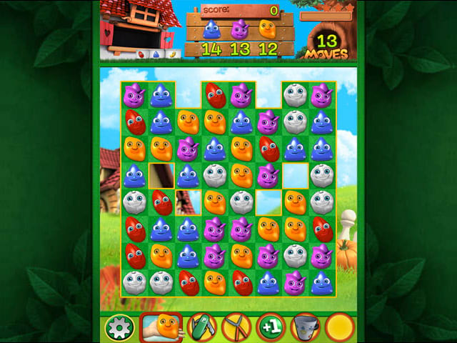 Flower Fiesta Mac Game Screenshot