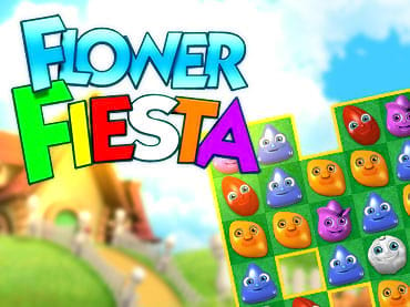 Flower Fiesta Mac Game