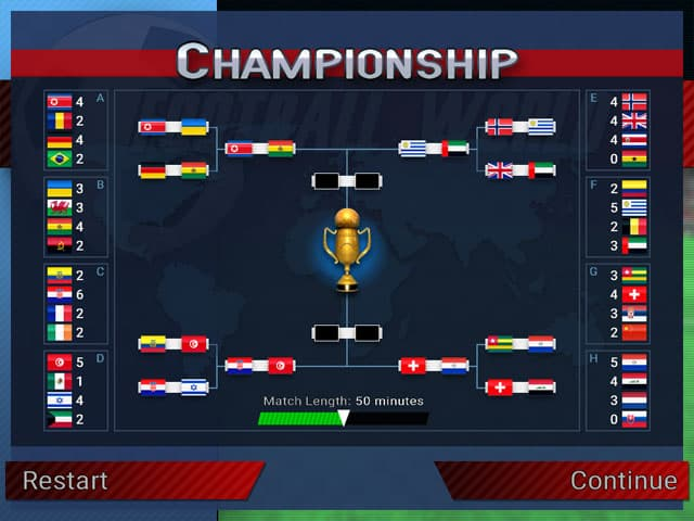 Football World Mac Game Screenshot