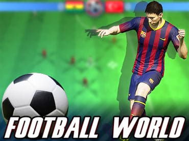 Football World Mac Game
