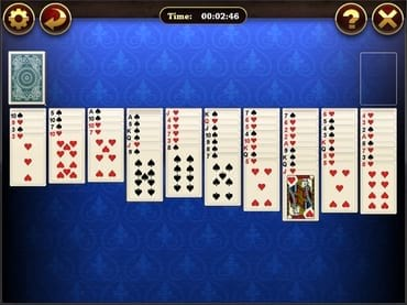 Lucky Solitaire Mac Game